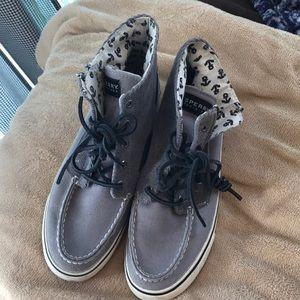 Sperry top.sider corduroy sneakers
